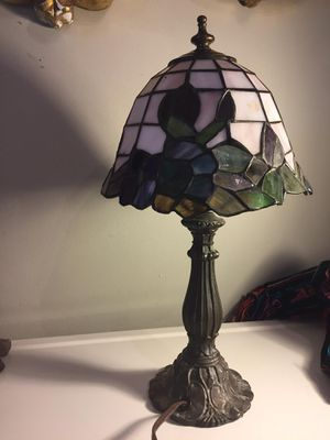 Antique Stained Glass Lamp (Rare) for Sale in Atlanta, GA