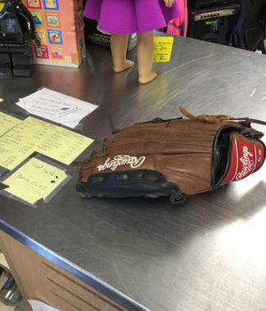 Rawlings Baseball Glove 11.5 in for Sale in Matawan, NJ