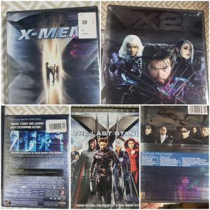 X Men 3 DVD Bundle for Sale in Long Beach, CA