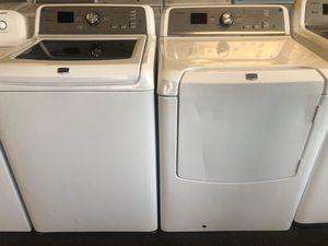 Maytag Bravos XL Washer & Gas Dryer for Sale in Houston, TX