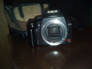 Canon Eos Rebel Xt for Sale in San Diego, CA