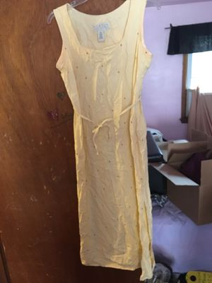 Pale yellow dress for Sale in Mount Rainier, MD