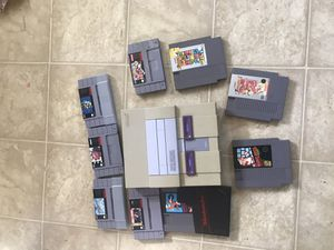 Super Nintendo(SNES original) for Sale in Nashville, TN