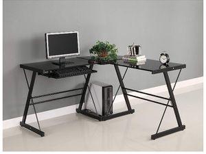 Acer i5, 2 monitors, desktop table backup battery keyboard and mouse for Sale in Manassas Park, VA