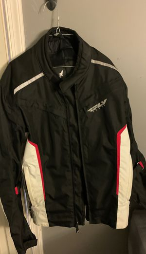 Motorcycle jacket size L brand fly clothing for Sale in Germantown, MD