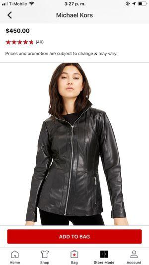 Michael kors jacket for Sale in Houston, TX