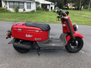 2008 Yamaha C3 Scooter 49cc for Sale in Spring Hill, FL
