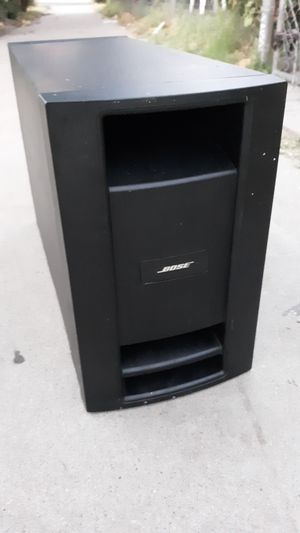 BOSE POWERED SPEAKER SYSTEM for Sale in Fresno, CA
