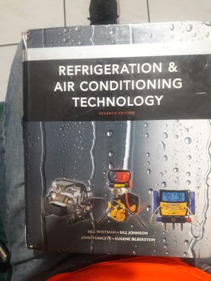 Air Conditioning technology book. for Sale in Miami, FL