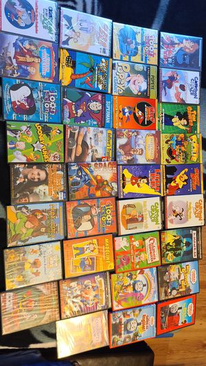Child's DVD Collection for Sale in Niceville, FL