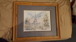 Paris picture for Sale in Reynoldsburg, OH