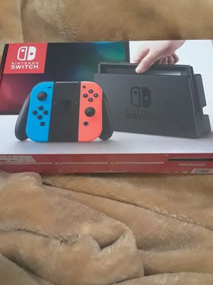 Nintendo switch with Pokemon let's go eevee for Sale in Philadelphia, PA