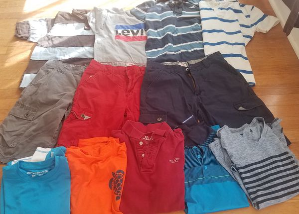 BIG BOY CLOTHES BUNDLE ( AGE 9 to 11 years Old)