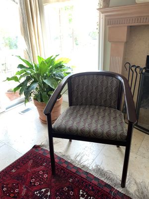4 Matching Mahogany Chairs ($50 total) for Sale in Concord, CA