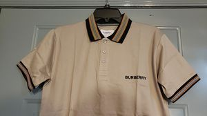 Burberry men's Polo for Sale in Jersey City, NJ