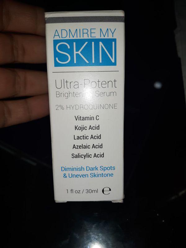 Serum for uneven skintone.