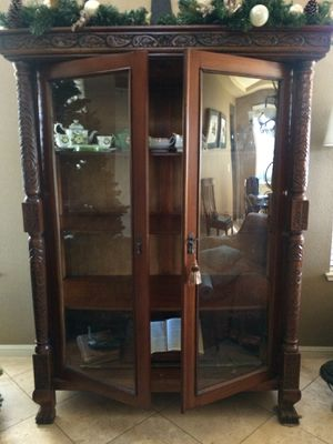 Antique Armoire for Sale in Tracy, CA