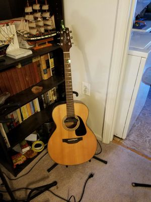 Takamine GN-30 Full sized Acoustic Electric Guitar for Sale in Leesburg, VA