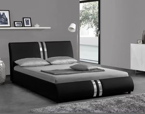 Brand New, never opened! Queen sleigh/platform style bed for Sale in Fair Oaks, CA
