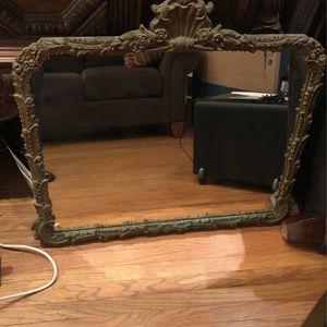 Antique Mirror for Sale in Berwyn, IL