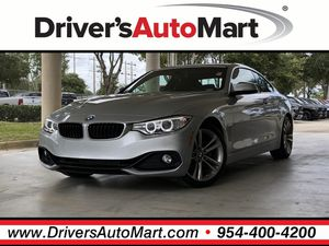 2016 BMW 4 Series for Sale in Davie, FL