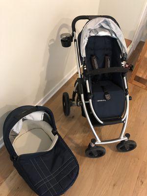 Uppa Baby Vista Stroller set for Sale in Seattle, WA