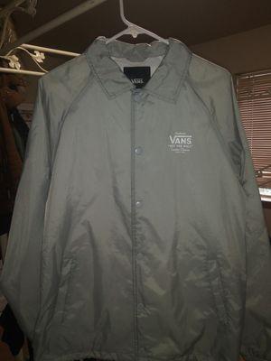 Vans button up coat for Sale in Union Gap, WA