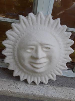 Sun Concrete wall decor for Sale in Tampa, FL