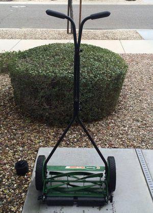 $40 each open box mint condition Scotts Scott's 16 in. Manual Walk Behind Push Reel Lawn Mower for Sale in El Monte, CA