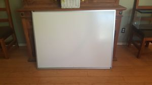 Large dry erase board with ledge for Sale in Chandler, AZ
