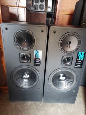 DCM KX10 Series 2 Floorstanding Speakers for Sale in Azusa, CA