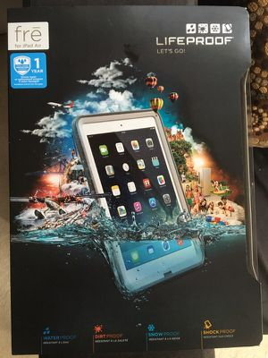 Life proof for IPAD AIR for Sale in Ashburn, VA