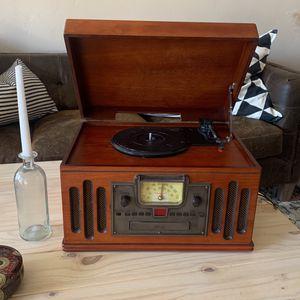 Retro Crosley Record Player for Sale in San Diego, CA