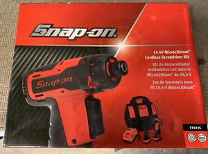 Snap-On drill-driver brand new for Sale in Itasca, IL