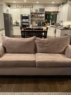 Cream / Light Beige Sofa Couch for Sale in Bothell,  WA