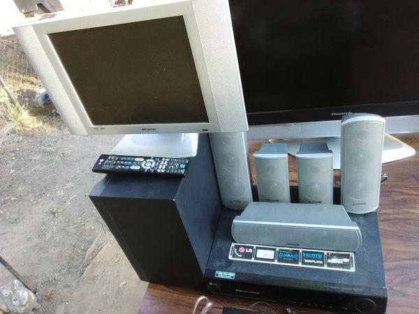 Mini 500 Watts home theater $250