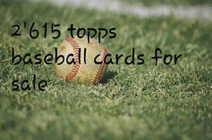 Years 2000 2001 topps baseball cards for Sale in Mount Pleasant, PA