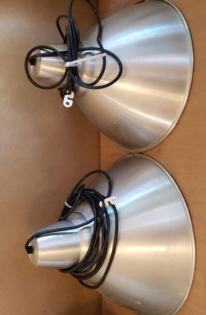 """Pendant lamp , aluminum15"""" , photo lamp for Sale in Bonita, CA"""