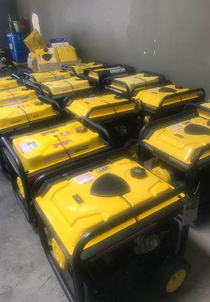 Champion 9000 watt generator for Sale in Duarte, CA