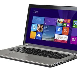 """Nearly New Toshiba P75-A Gaming Laptop 17"""" for Sale in Camarillo, CA"""