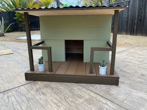 Custom made Dog House for Sale in Rocklin, CA