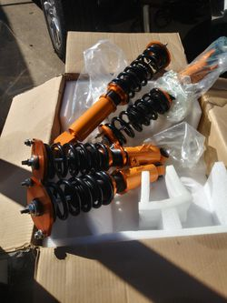 Coil Overs Fits Nissan 300ZX. From 90 To 96 for Sale in Maywood,  IL