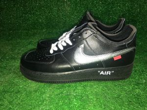 Nike Air Force 1 Low Off-White MoMa Shoes Size: 9.5, 10, 11 for Sale in Phoenix, AZ