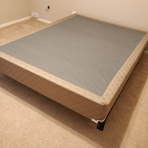 Free! Box spring and metal frame for Sale in Cave Creek, AZ
