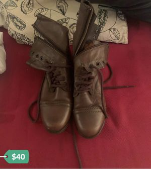 Steven madden boots size 6.5 for Sale in Miami, FL