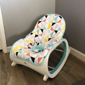 Fisher Price Infant To Toddler Rocker for Sale in Lewisville, TX