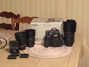 Canon 5D Mark iii for Sale in Glendale, CA