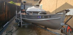 Fishing boat for Sale in Temecula, CA