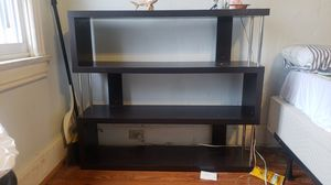 Storage shelves. Must go today. for Sale in Chevy Chase, MD