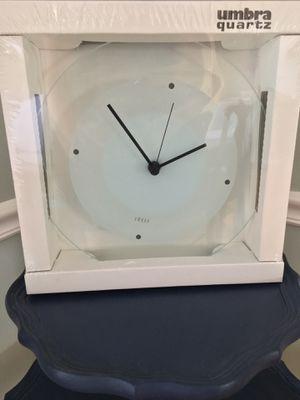 1986 Umbra Quartz Wall Clock (New in Box) for Sale in Brambleton, VA